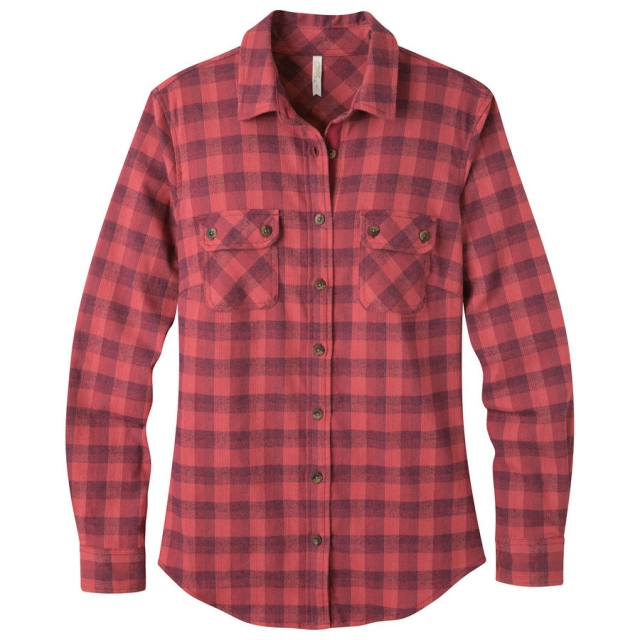 Mountain Khakis - Women's Peaks Flannel Shirt