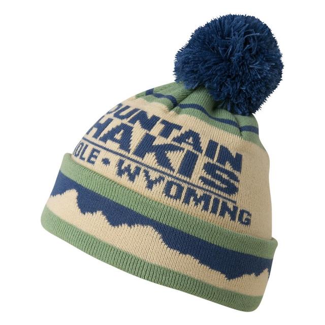 Mountain Khakis - MK Logo Pom