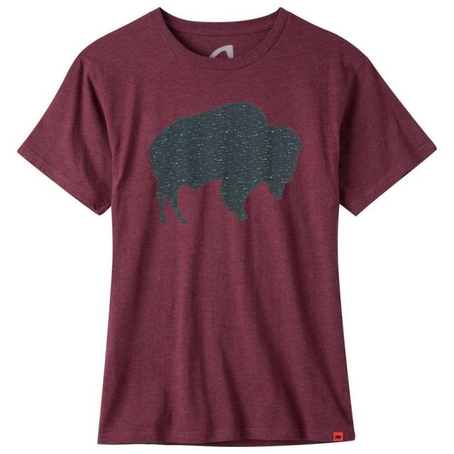 Mountain Khakis - Men's Bison T-Shirt in Sioux Falls SD