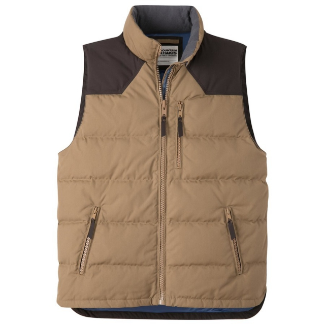 Mountain Khakis - Men's Outlaw Down Vest in Sioux Falls SD