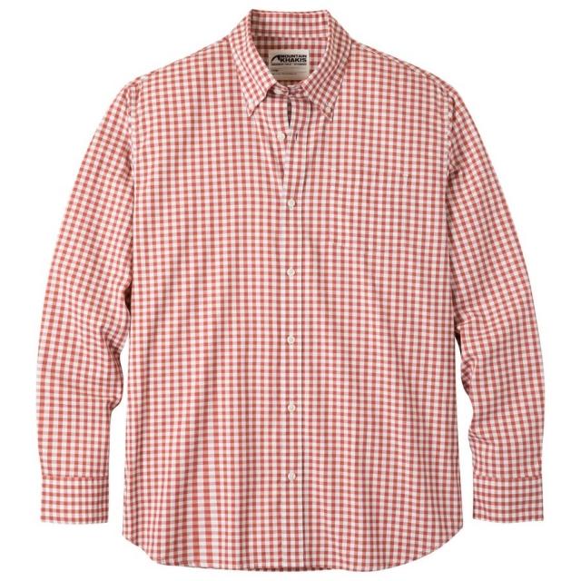 Mountain Khakis - Men's Davidson Stretch Oxford Shirt in Sioux Falls SD