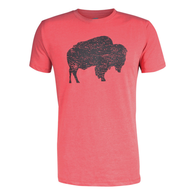 Mountain Khakis - Men's Bison T-Shirt in Sioux Falls SD