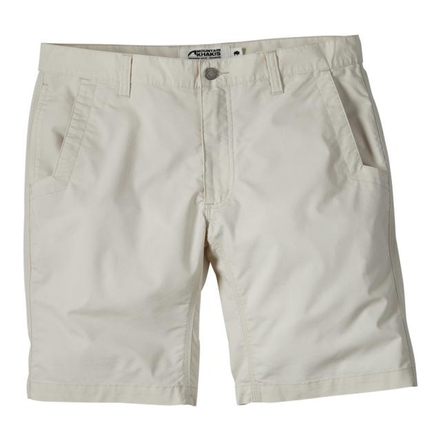 Mountain Khakis - Men's Stretch Poplin Short Relaxed Fit