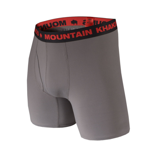 Men's Bison Boxer Brief