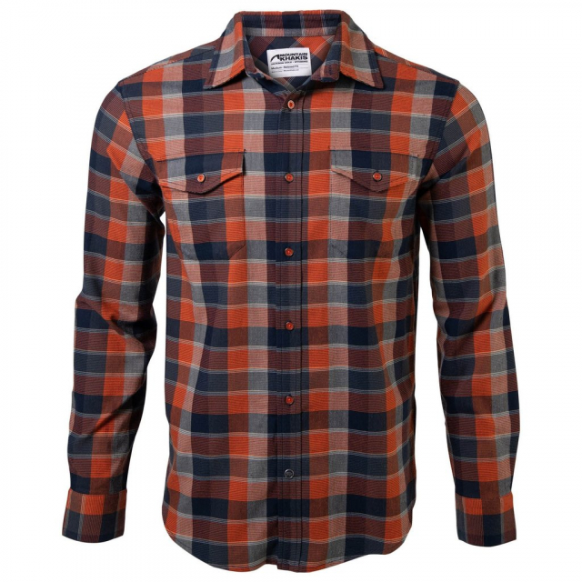 Mountain Khakis - Men's Pearl Street Flannel Shirt in Sioux Falls SD