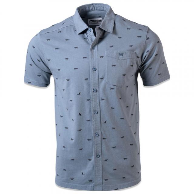 Mountain Khakis - Men's Lobo Short Sleeve Shirt
