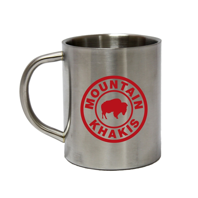 Mountain Khakis - Stainless Steel MK Cup