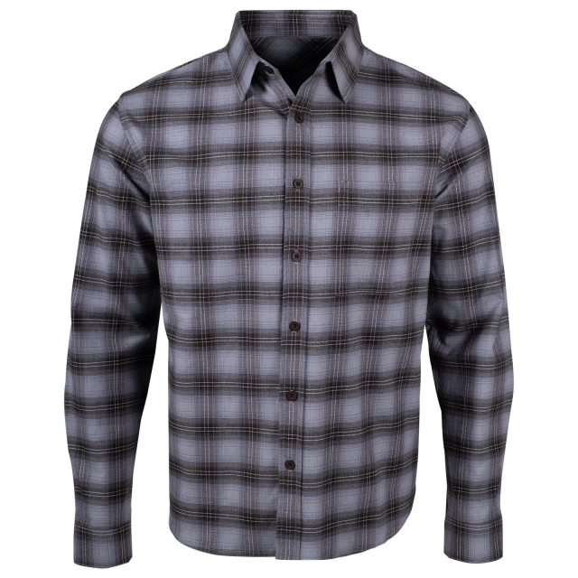 Men's Hideout Flannel Shirt Relaxed Fit