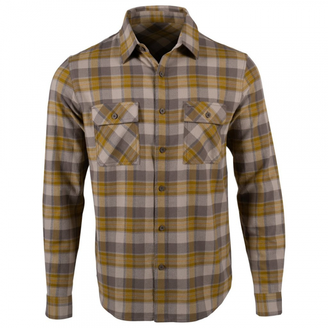 Mountain Khakis - Men's Park Flannel Shirt Classic Fit in Blacksburg VA