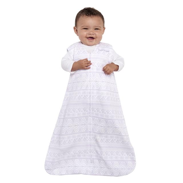 57e6cf370 Halo / SleepSack Wearable Blanket 100% Cotton Lilac X-Large