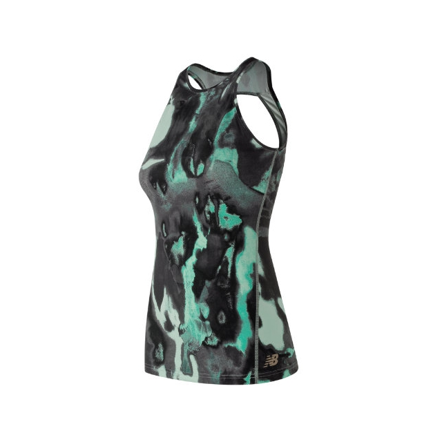New Balance - New Balance Men's & Women's Evolve Open Printed Tank