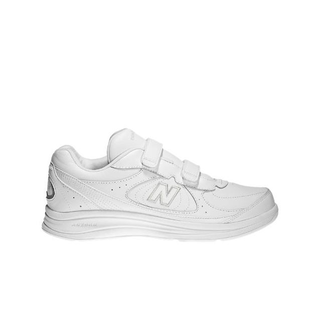 Hook and Loop 577 Men's Walking Shoes
