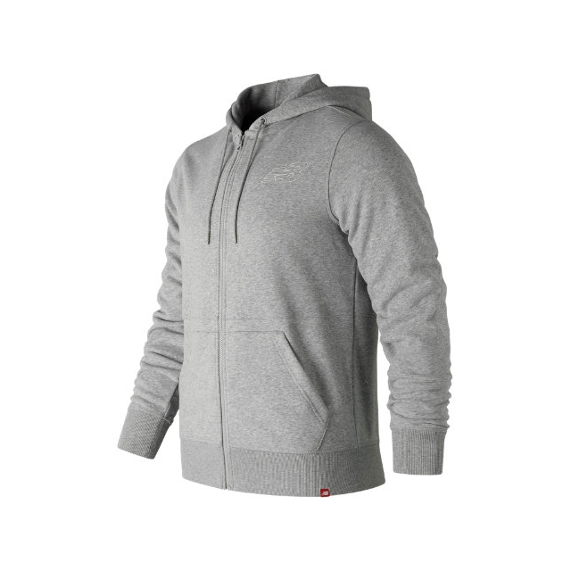 New Balance - New Balance 81508 Men's Essentials Full Zip Hoodie