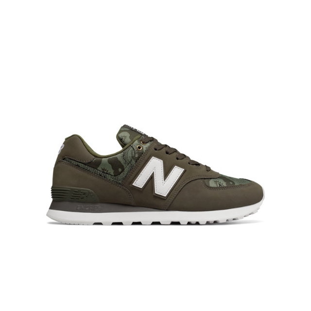 in stock great prices dirt cheap New Balance / 574 Paisley Camouflage Men's 574 Shoes