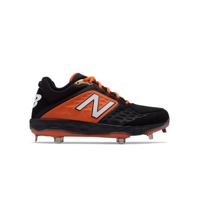 76f9de30588be New Balance / Fresh Foam 3000v4 Metal Men's Cleats and Turf Shoes