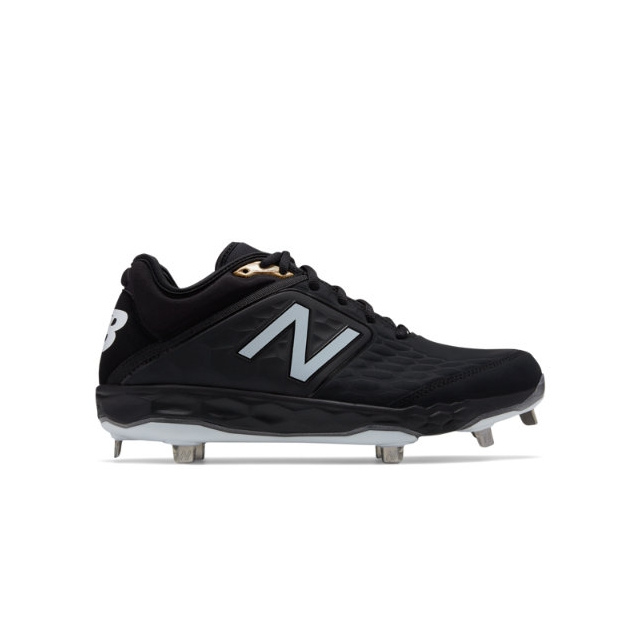 17b8b676a7c4 New Balance - Fresh Foam 3000v4 Metal Men's Cleats and Turf Shoes