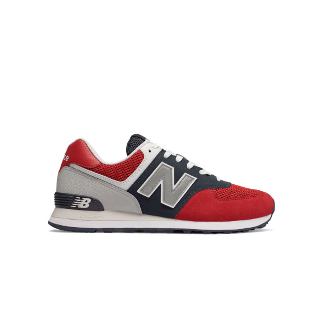 quite nice 483e2 8ee0d New Balance / 574 Pebbled Sport Men's 574 Shoes