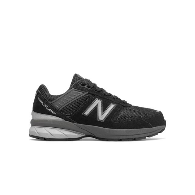 New Balance - 990 v5 Kids Big (Size 3.5 - 7) Shoes in Highland Park IL