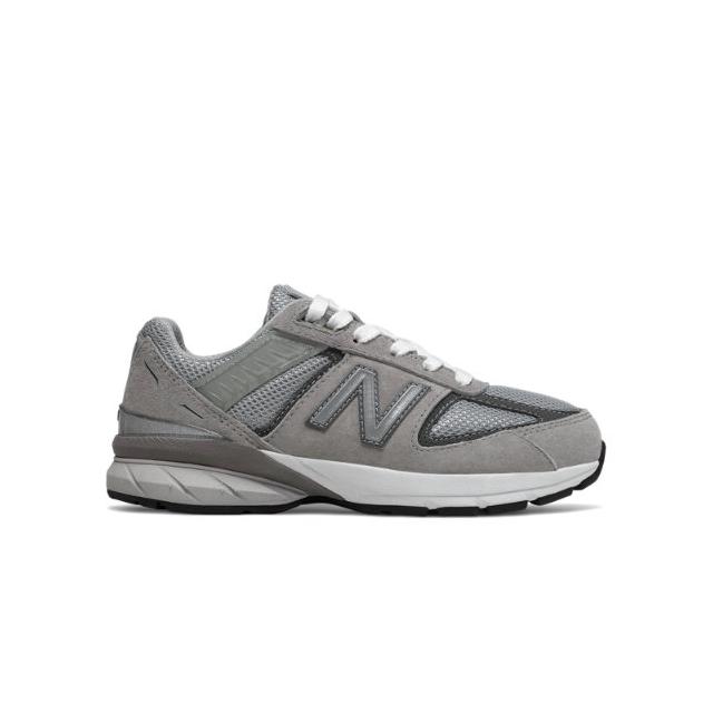 New Balance - 990 v5 Kids' Little Kids (Size 10.5 - 3) Shoes in Highland Park IL