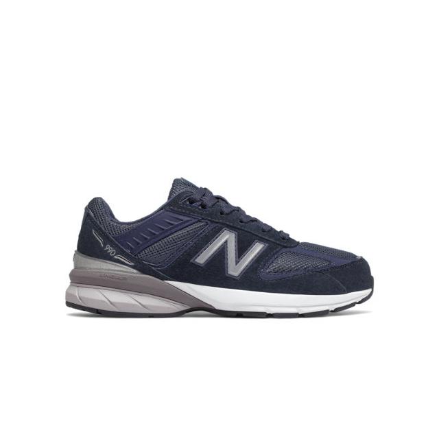 New Balance - 990 v5 Kids' Little Kids (Size 10.5 - 3) Shoes
