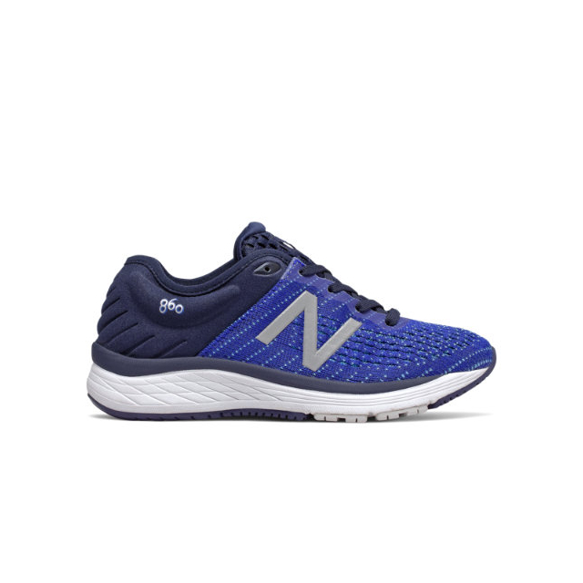 New Balance - 860v10 Kids Big (Size 3.5 - 7) Shoes in Colorado Springs CO