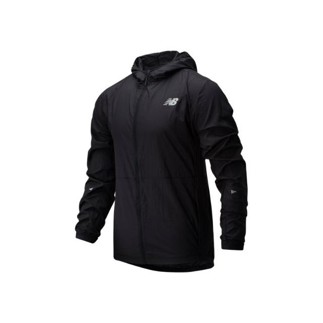 New Balance - 01237 Men's Impact Run Light Pack Jacket in Highland Park IL