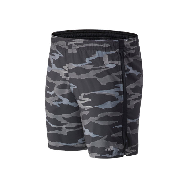 New Balance - 93190 Men's Printed Accelerate 7 In Short in Highland Park IL