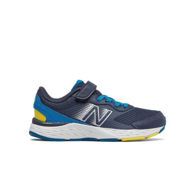 New Balance - 680 v6 Kids Big (Size 3.5 - 7) Shoes in Highland Park IL