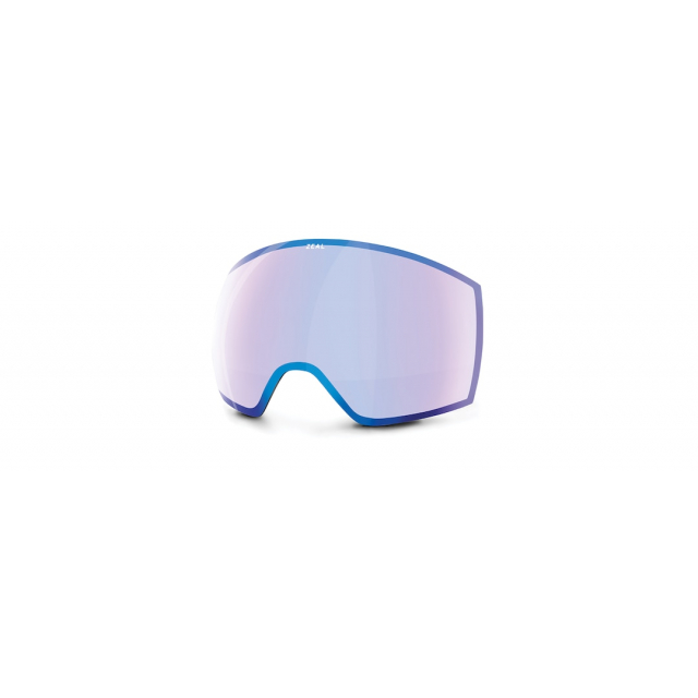 Zeal Optics - Optimum Persimmon Sky Blue Mirror