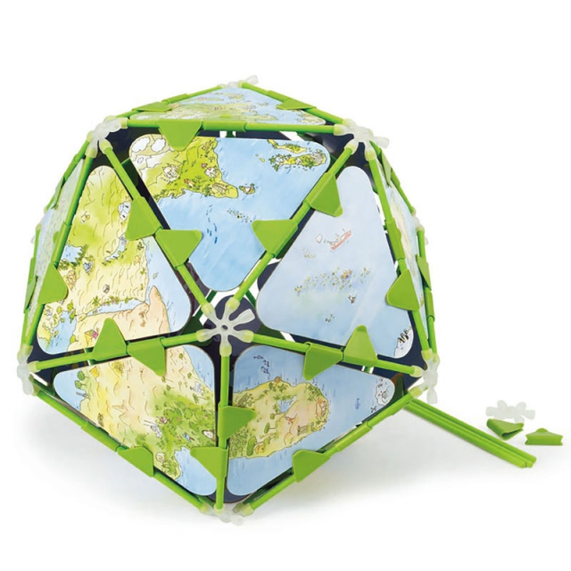 Hape - Architetrix Globe Set
