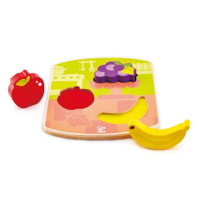 Hape - Chunky Fruit Puzzle