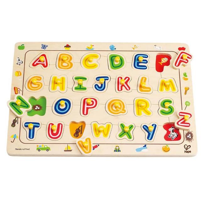 Hape - ABC Matching Puzzle