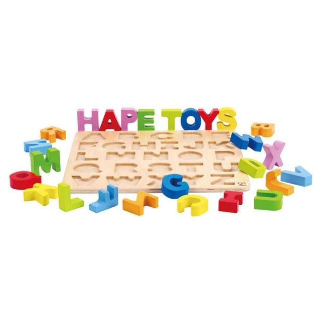 Hape - Alphabet Puzzle