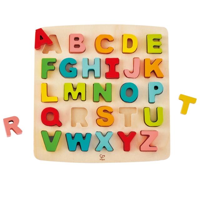 Hape - Chunky Alphabet Puzzle