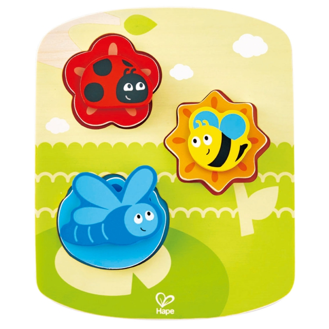 Hape - Dynamic Insect Puzzle