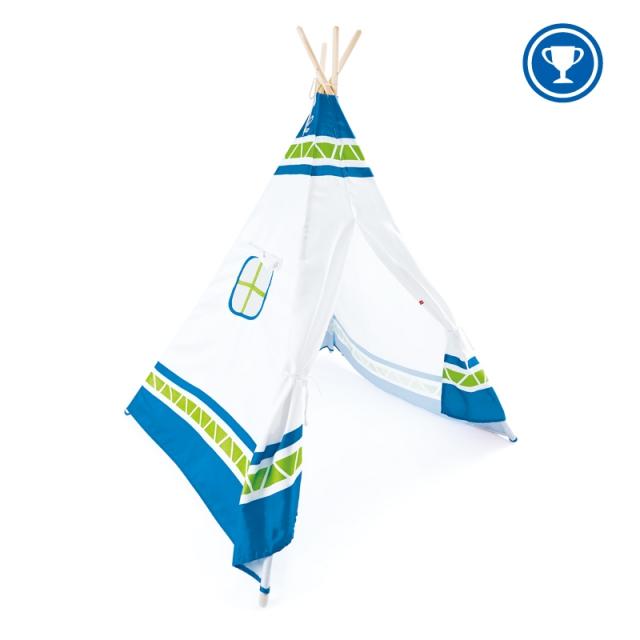 Hape - Teepee Tent,Blue