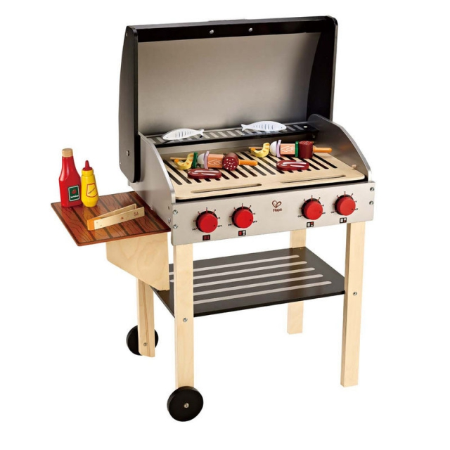 Hape - Gourmet Grill (with food)