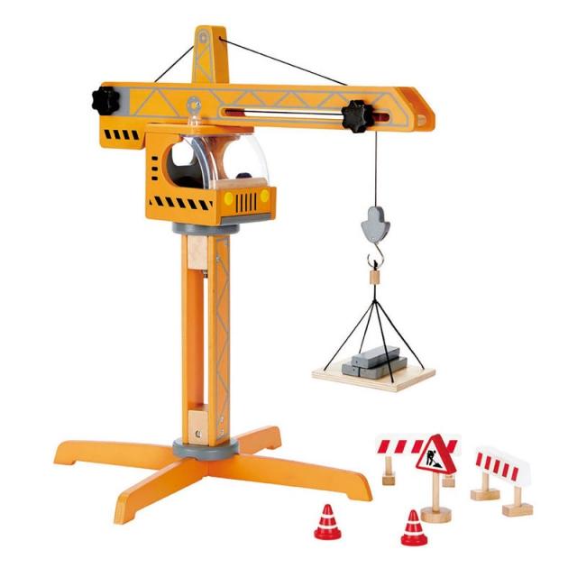 Hape - Crane Lift