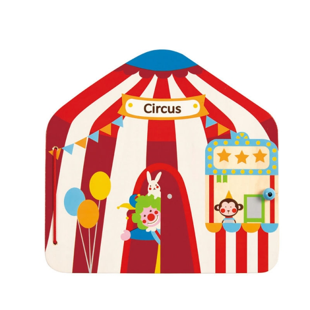 Hape - Big Top Circus Magnetic