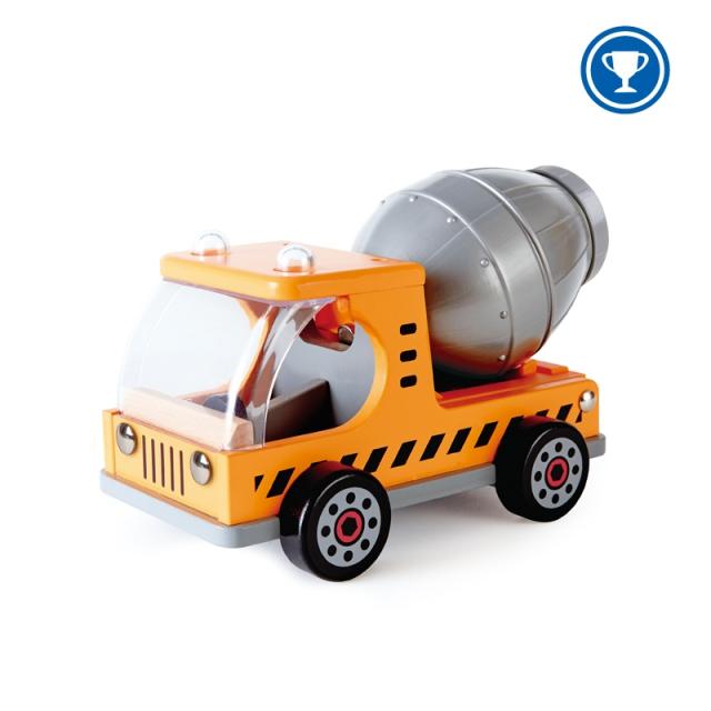 Hape - Mix 'N Truck