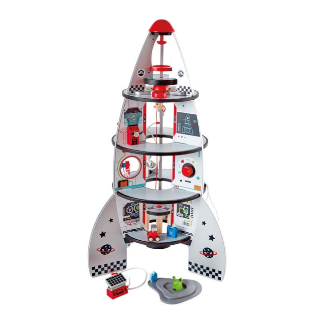 Hape - Four-Stage Rocket Ship