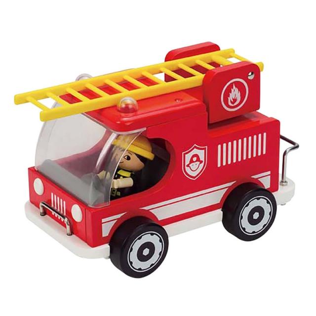 Hape - Fire Truck