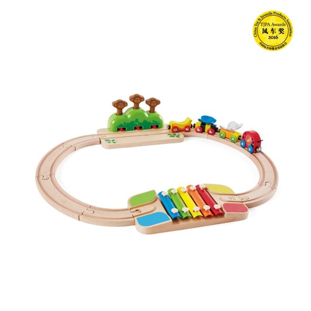 Hape - My Little Railway Set