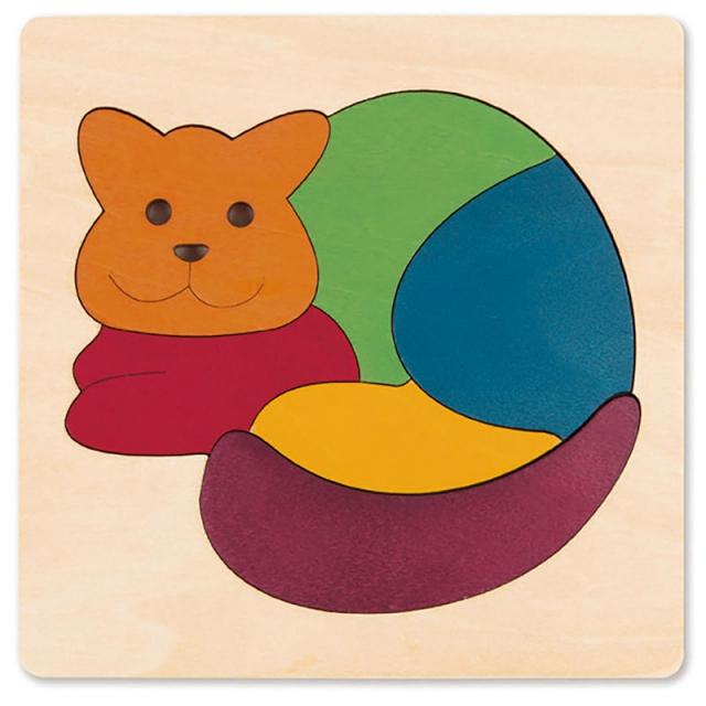 Hape - Rainbow Cat