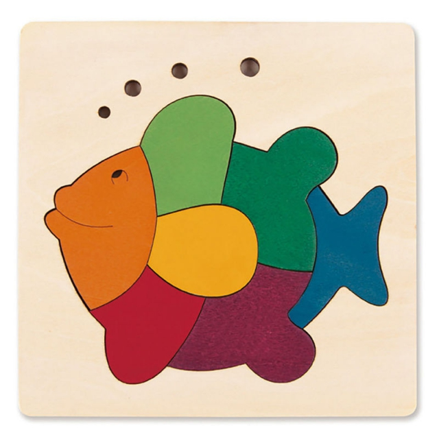 Hape - Rainbow Fish