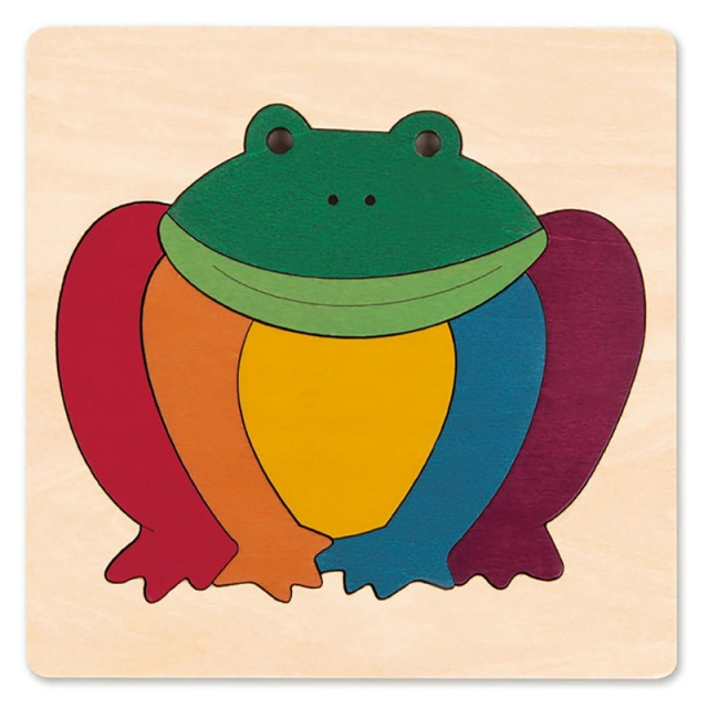 Hape - Rainbow Frog