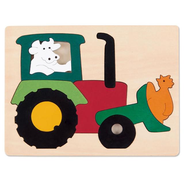 Hape - Tractor