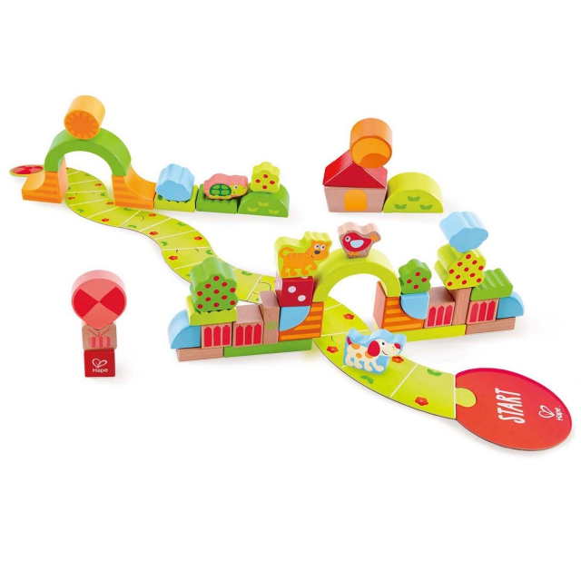 Hape - Sunny Valley Play Blocks