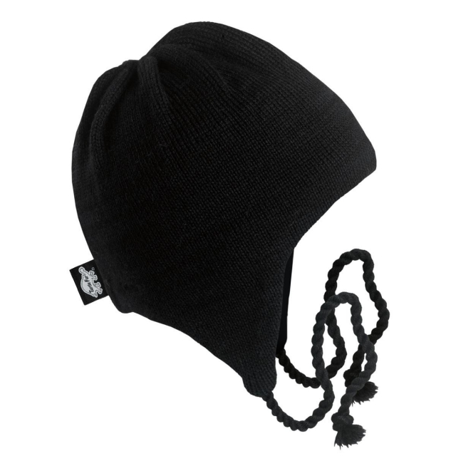 Turtle Fur   Classic Wool Ski Hats  Solid Earflap 73cf3d477b94