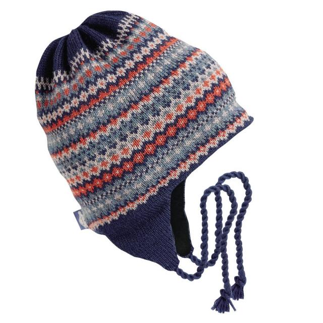 Turtle Fur - Classic Wool Ski Hats: Ring Road Earflap in Orange City FL